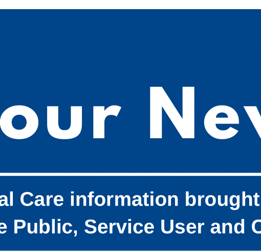 header image of newsletter called 'your news'